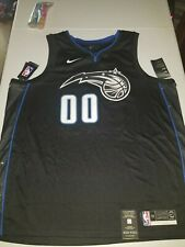 huge discount 05310 b1f3e ADIDAS Orlando Magic 00 GORDON Black Swingman Basketball ...