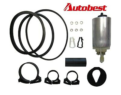 Autobest F1496 For 1975-1989 Ford F-150 Mustang LTD Electric Fuel Pump L4 V6 V8