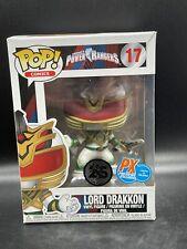 Comics ~ LORD DRAKKON Funko POP VINYL FIGURE ~ Limited 30,000 ~ MMPR #17