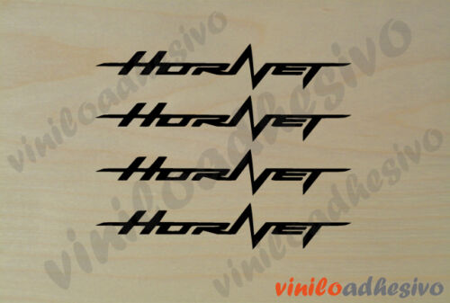 Sticker Sticker Vinyl Honda Hornet Motorbike Autocollant Aufkleber Adesivi