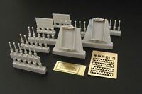 Hauler Models 1/35 German Hand Grenades With Boxes Resin & Photo Etch Set