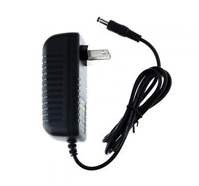 DC 12V 2A Power Supply AC Adaptor 5.5mm 24W For 3528 5050 Led Strips US Plug NEW