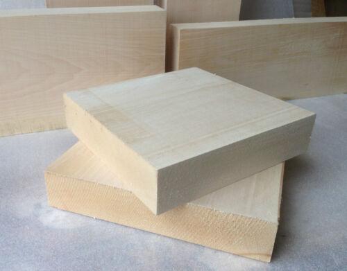 Lime Talla espacios en blanco 50mm de espesor grandes secado al horno 1st Calidad Tallado En Madera