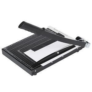 Heavy Duty A4 Paper Cutter Trimmer Machine Home Office Photo Cut Tool