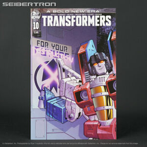 Transformers #6 IDW Comics 2019 Cover B