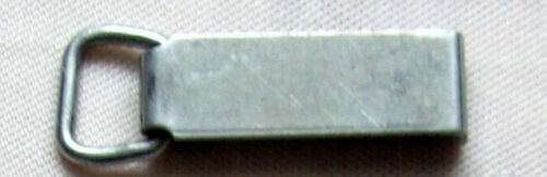 Koppelschlaufe 5 Stück Alu für Koppeltragegestell Bundeswehr Koppelschloss