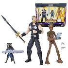 "Marvel Legends 6"" Avengers IW Toys R US 3pk Thor Rocket Groot Hasbro"