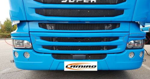 Scania R Phares Eyebrows Sourcils Paupière Scheinwerfenblende Mauvais Œil