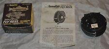 Vintage GameFish Rm-130 Japan Fly Fishing Reel w/ Original Box