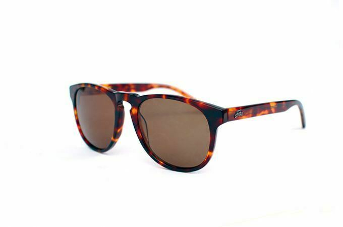 Fortis Brillen Hawkbill Acetat Polarisiert Angel-Sonnenbrillen