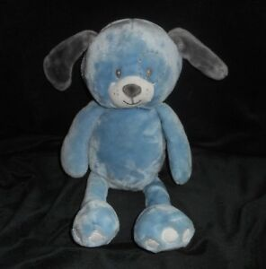 13 Little Miracles Baby Blue Puppy Dog Stuffed Animal Plush Toy