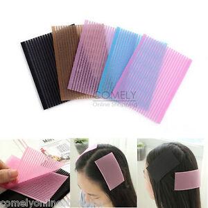 2Pcs-Hair-Fringe-Bangs-Grip-Holder-Sticker-Pad-Stabilizer-Makeup-Washing-Face