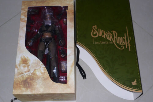 """Hot Toys Sucker Punch Amber 12/"""" action figure MMS158"""