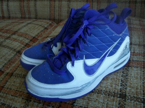 bianco Womens Purple 151 367191 Quilted Nike Hightops 11 2009 43 Fc6Pp7