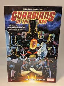 """GUARDIANS OF THE GALAXY VOL. 1 """"THE FINAL GAUNTLET"""" by Donnie CATES"""