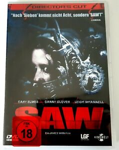 DVD-SAW-Director-039-s-Cut-DANNY-GLOVER-OVP