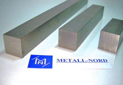 SONDERPOSTEN Aluminium Vierkant 150x150 x Länge wählbar AlMgSi1 AW-6082 Block Al