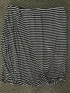 Blessed-Are-The-Meek-BC-Striped-Skirt-Size-10