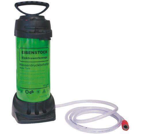 Mobiler Wasserdruckbehälter von Eibenstock 10L für Kernbohrgeräte Diamantsägen