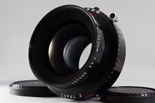 =MINT= Nikon Nikkor W 240mm f/5.6 Copal 3 4x5 Large Format Lens from Japan #k37