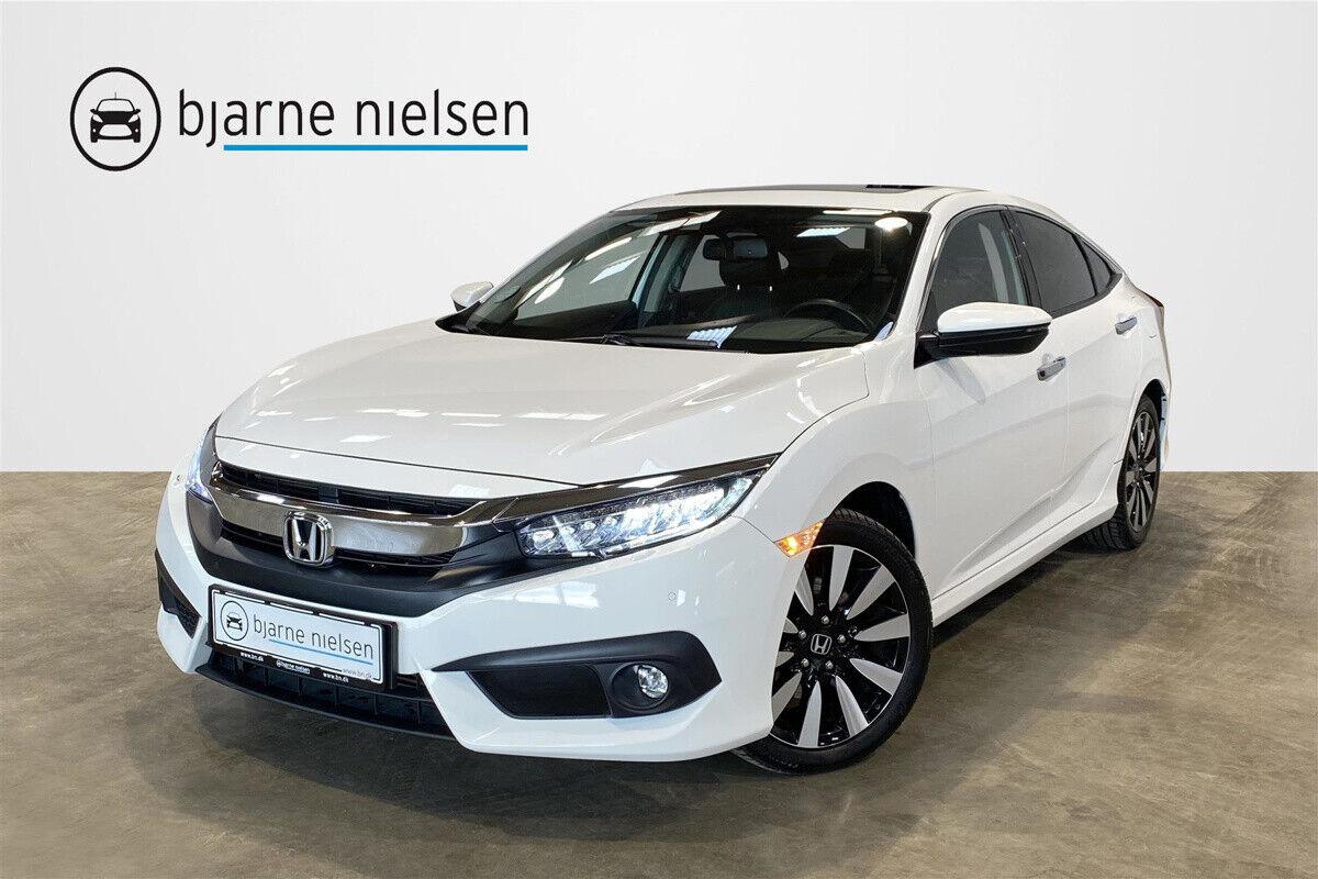 Honda Civic Billede 3