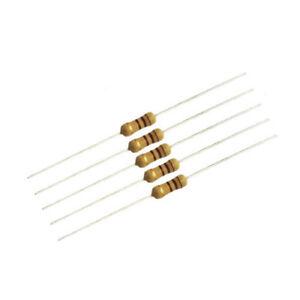 10 Ohm 1 W Resistor de película de metal 5/% vendedor del Reino Unido