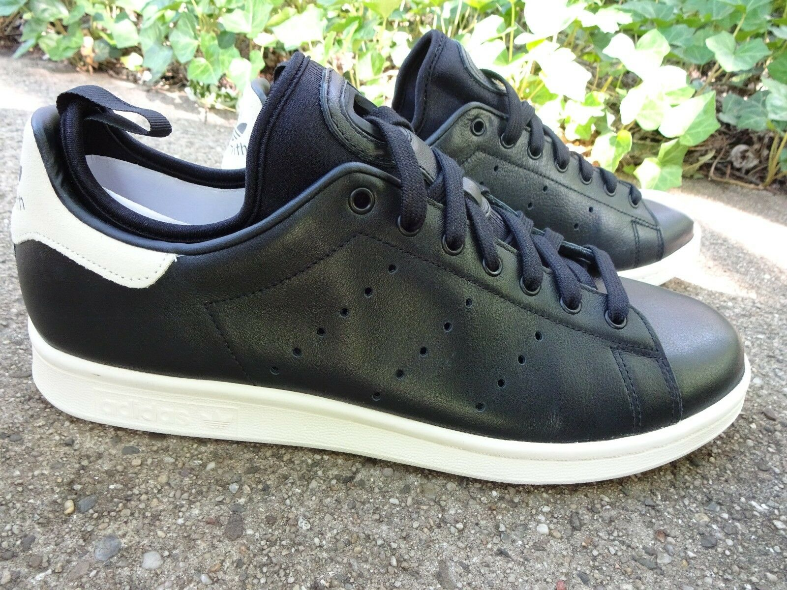 Adidas Stan Smith Update  black Hombre  zapatos  Update zapatillas trainers B25849 5bb6b7