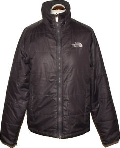 The-North-Face-Jacke-Gr-M-Logo-Damenjacke