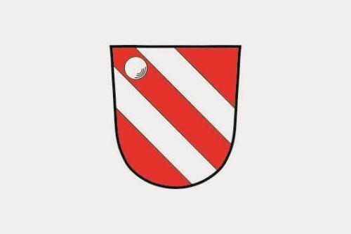 Fahne Flagge Eichendorf 60 x 90 cm Bootsflagge Premiumqualität