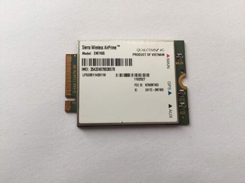 Sierra Wireless AirPrime EM7455 module 4G//LTE Cat 6 Module