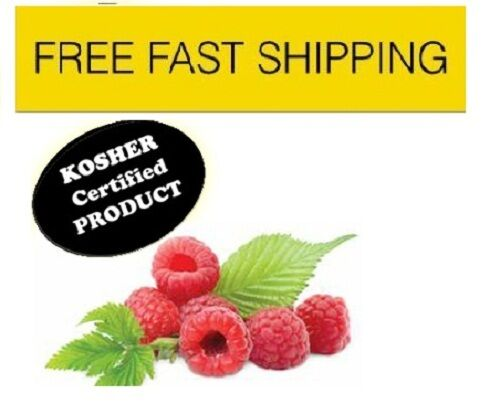 New Case of Future Essentials Freeze Dried Raspberries - 12 Cans