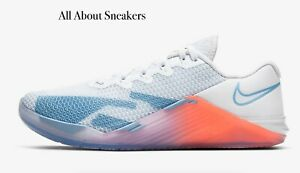 Nike-metcon-5-Premium-034-BIANCO-HYPER-CRI-034-WOMEN-039-S-Scarpe-Da-Ginnastica-Tutte-Le-Taglie