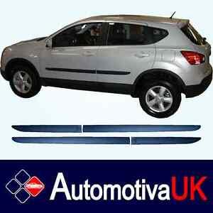 fits-Nissan-Qashqai-Mk1-Rubbing-Strips-Door-Protectors-Side-Protection-type-2