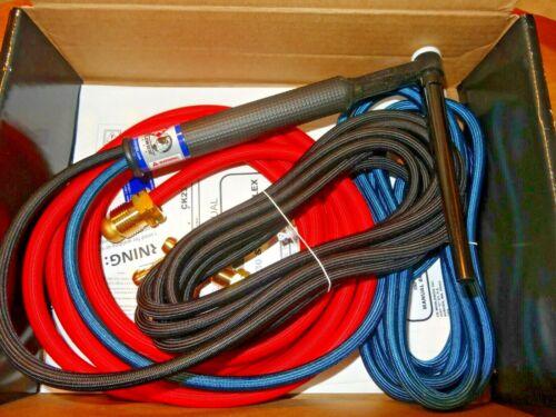 NIB CK2312SF  Torch Pkg 300A  w// 12.5/' SuperFlex Cable MASTER TIG