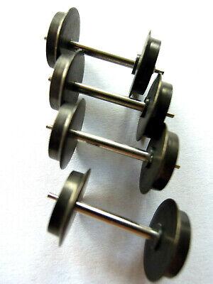 Märklin H0 20 x Radsatz 10,0mm  Gleichstrom Neu