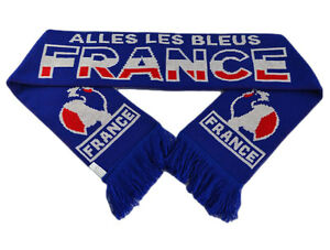 France-Scarves-Football-Scarf-Fans-Merchandise