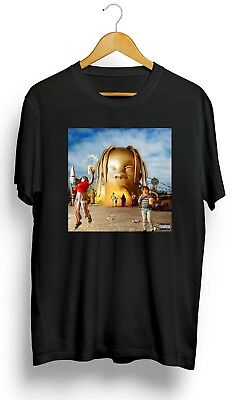 Travis Scott Astroworld T Shirt Ebay