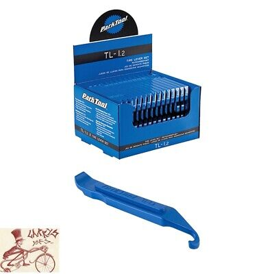 2 SETS---PARK TOOL TL-1.2 BLUE NYLON BICYCLE TIRE LEVERS