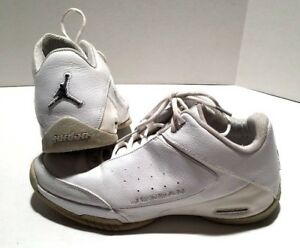 874f997fb876cc ... Image is loading Jordan-Team-Strong-Low-Shoes-2006-White ...