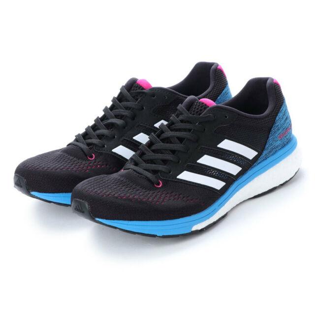 dd0967041c4 Women Adidas AdiZero Boston 7 Running Shoes Black Sneakers Adidas BB6501 NEW