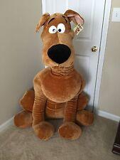 "RAREST Scooby Doo Plush 64"" Tall"