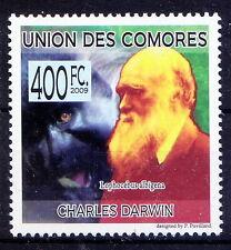 Guine Bissau MNH, Darwin, Grey-cheeked mangabey, Monkey, Animals - F18