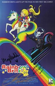 Rainbow-Brite-1-NC-Comicon-Exclusive-Movie-Poster-Homage-Variant-SIGNED