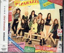 Girls Generation (SNSD) / Paparazzi [Single] Korea CD *SEALED* K-POP $2.99 Ship