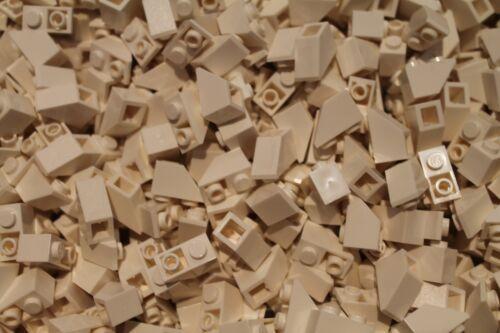 Dachstein invers in Weiß 1x2 White NEU 3665 500 x LEGO® Slope inverted
