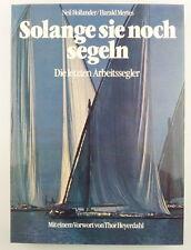 Libro: finché essi ancora vele-gli ultimi lavoro marinai e1266