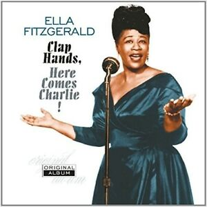 Ella-Fitzgerald-Clap-Hands-Here-Comes-Charlie-New-Vinyl-LP-Holland-Import
