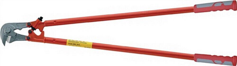 Baustahlschneider Waggonit L.950mm VBW Messer stellbar