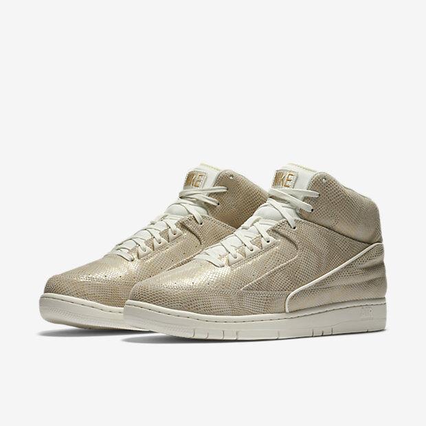 Nike Oro Air Python Premium hombre zapatillas vela / Metallic Oro Nike US hombre Talla 705066-102 292d1a