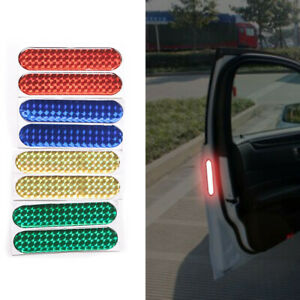 Car-Reflective-Strips-Lamp-Decal-Alarm-Safety-Mark-Door-Sticker-Warning-Tape